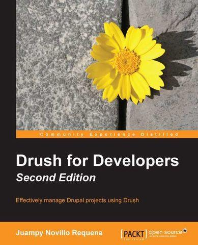 Book Giveaway Contest : Drush for Developers - Second Edition