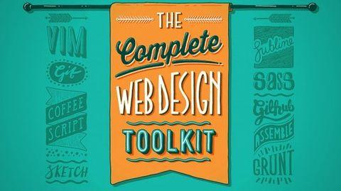 The Ultimate Web Designer's Toolkit: 8 Resources Needed For Success