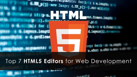 Top 7 Html5 Editors For Web Development Devsaran