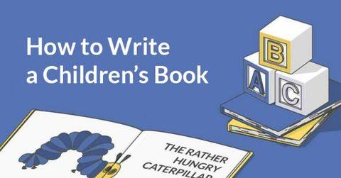 Tips on How to Write a Good Children's Book